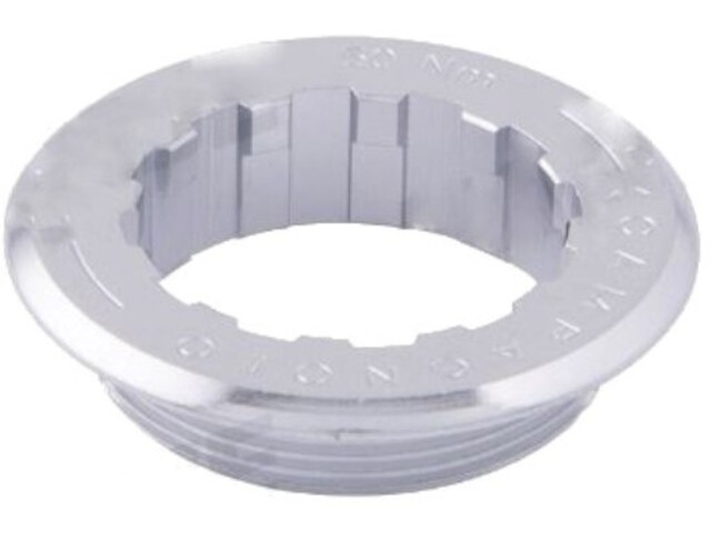 Fulcrum Lock Ring R1-023, silver